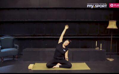 Hatha Yoga Kurs 1