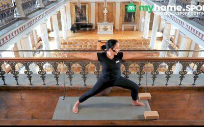 Vinyasa Yoga Fortgeschrittene Kurs 1