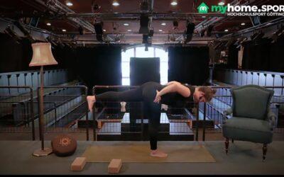Hatha Yoga Kurs 7