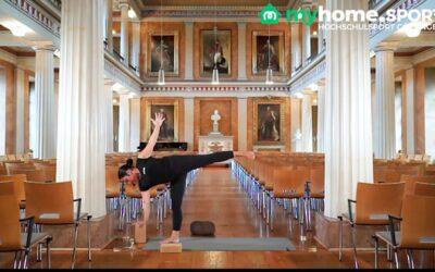 Vinyasa Yoga Fortgeschrittene Kurs 8
