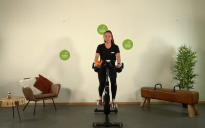 Indoor Cycling mit Melissa
