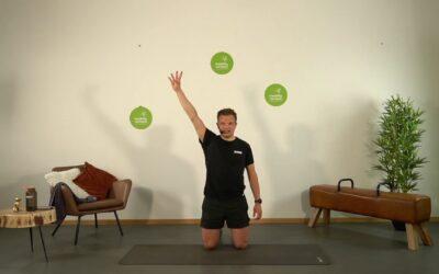 Body Workout mit Moritz