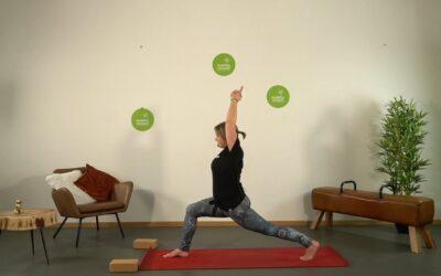 Yoga Morning Flow mit Jessica