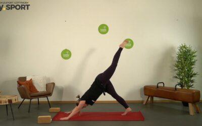 Vınyasa Yoga mit Jessica
