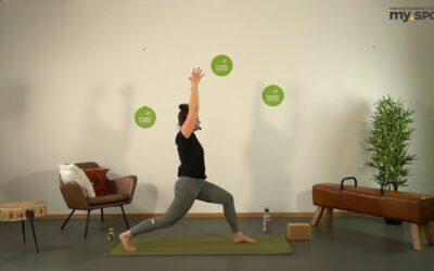 Yoga Morning Flow mit Sophia