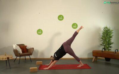 Vinyasa Yoga mit Jessica