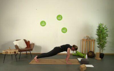 Yin Yoga mit Bianca
