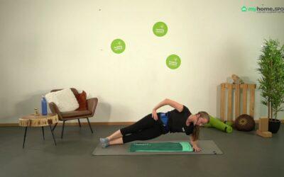 Pilates with Luisa (english)