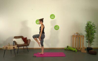 Body Workout mit Katha