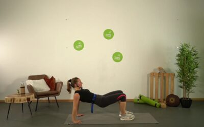 Body Workout mit Mona