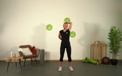 Body Workout mit Hannah